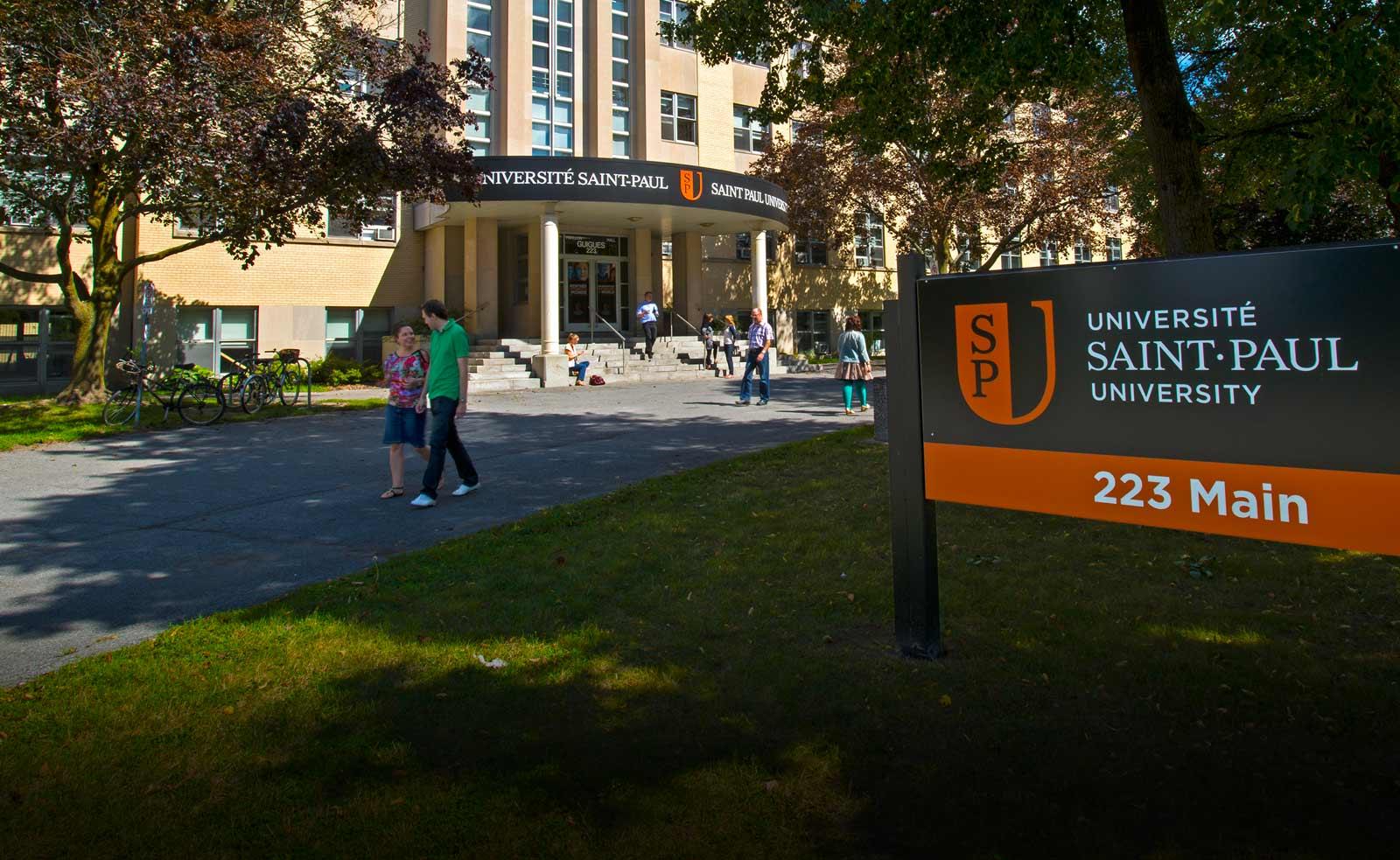 l'Université - extérieur