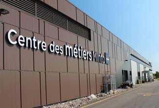 Centre des métiers Minto, Campus Alphonse-Desjardins